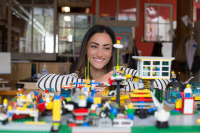 Ilana Ben-Ari - Wild Business Growth Podcast #125 Creative Toy Designer, Founder of Twenty One Toys