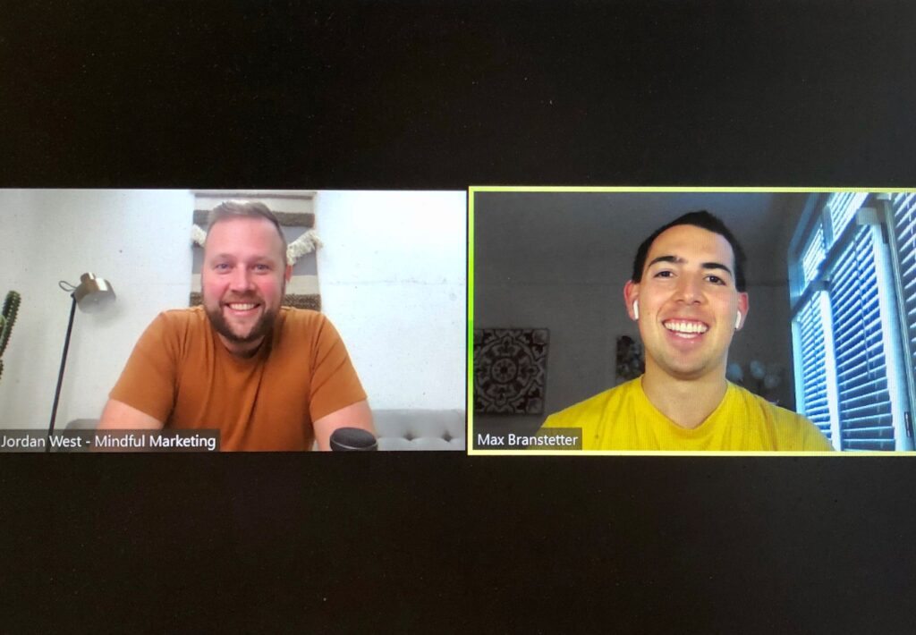 Jordan West - Wild Business Growth Podcast #128: eCommerce Launcher, Mindful Marketing Co and Little & Lively