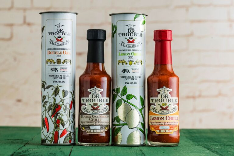 Rob Fletcher - Wild Business Growth Podcast #126: Dr. Trouble, Africa's Finest Chilli Sauce