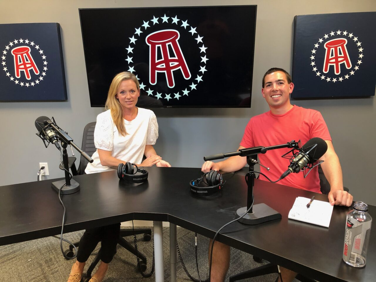 Deirdre Lester Podcast Studio - Wild Business Growth Podcast #152: Chief Revenue Officer of Barstool Sports