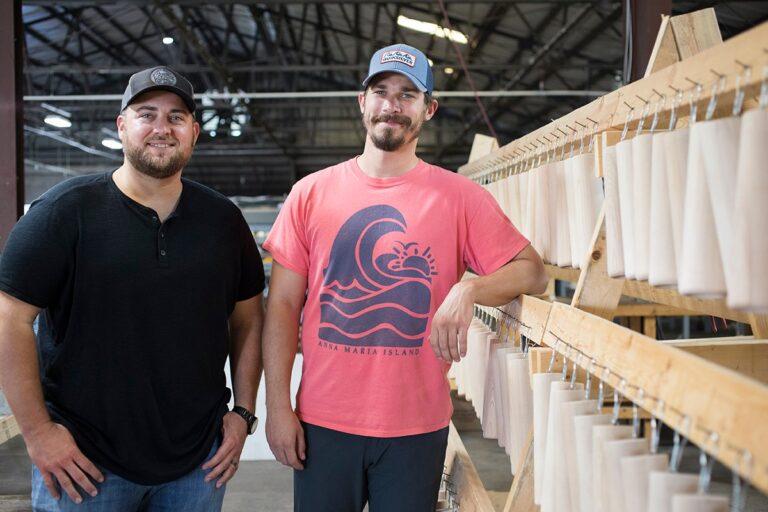 Randall Thompson & Kris Dehnert - Wild Business Growth Podcast #159: Dugout Mugs, Bat Men